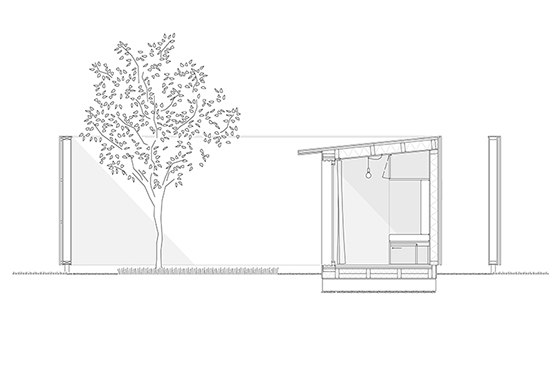 Micro Courtyardhouse by atelier kaiser shen | Detached houses