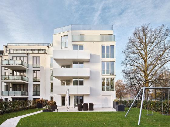 Bellevue 30 by Baid | Apartment blocks