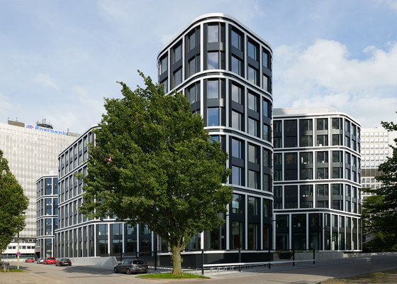 The Grid – DB Schenker by Baid | Office buildings