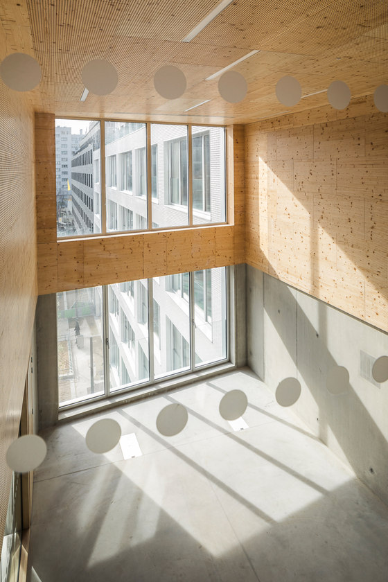 Hotel Dentreprises Binet by Atelier Zundel Cristea | Hotels