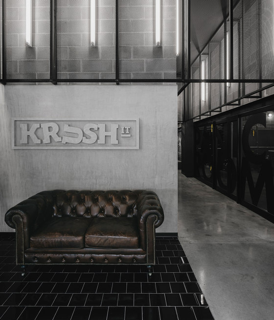 Krush-it by Estudio AMATAM | Spa facilities