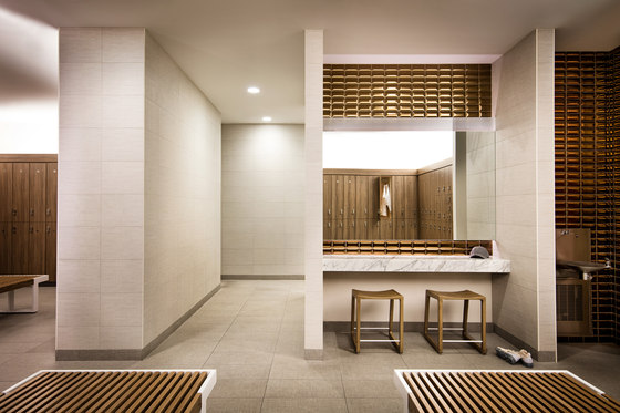 Equinox Miracle Mile by MBH Architects | Spa facilities