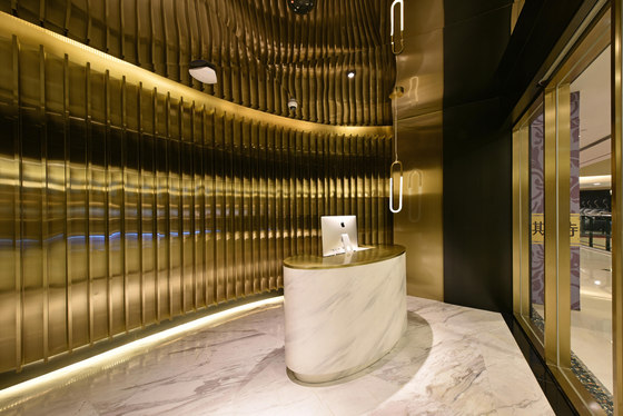 Gold 800 Experience Centre by Spacemen | Shop interiors