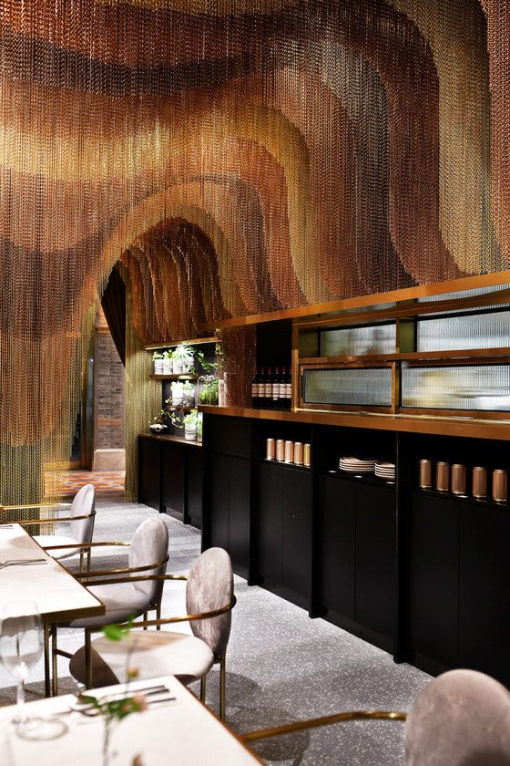 Icha Chateau by Spacemen | Restaurant interiors
