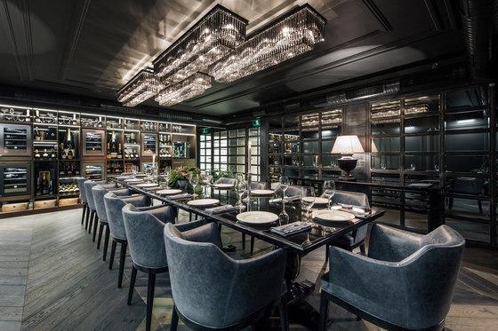 Fish Restaurant CATCH by YoDezeen studio   Restaurant interiors