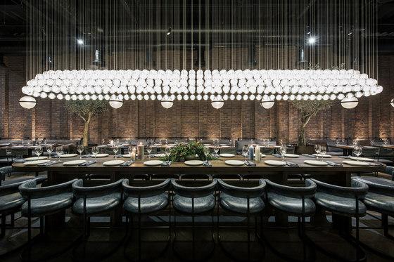 Fish Restaurant CATCH by YoDezeen studio | Restaurant interiors