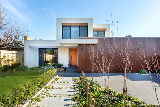 Thompson Home by McGann Architects | Detached houses