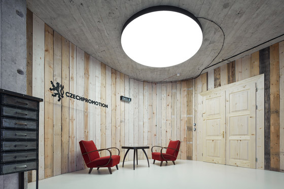 Office Premises for Czech Promotion by Kurz architects   Office facilities