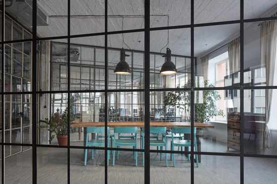 Office Premises for Czech Promotion by Kurz architects | Office facilities