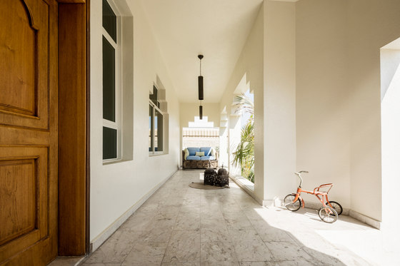 Umm Suqeim Villa by SuperFutureDesign | Living space