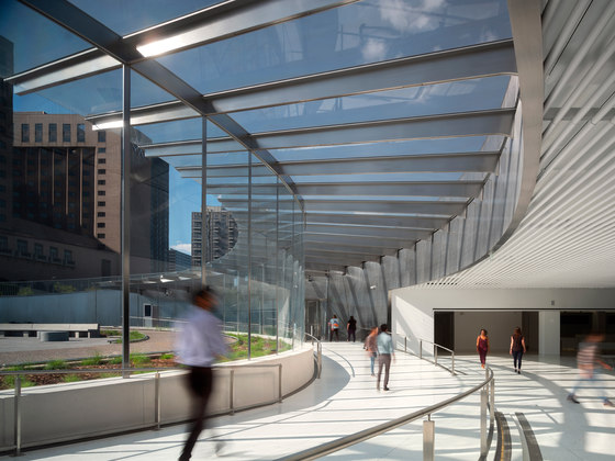 Museum At The Gateway Arch By James Carpenter Design Associates