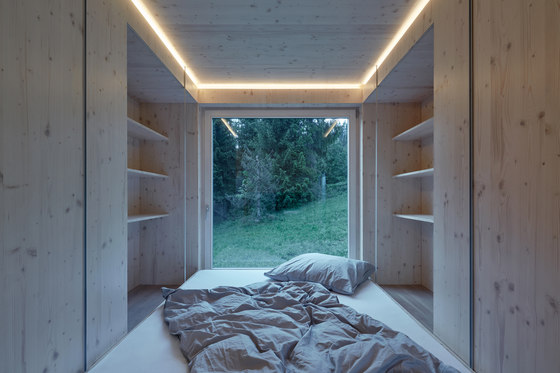Into the wild by Ark Shelter | Detached houses