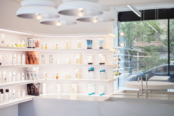 Zalando Beauty Station by Batek Architekten | Shop interiors