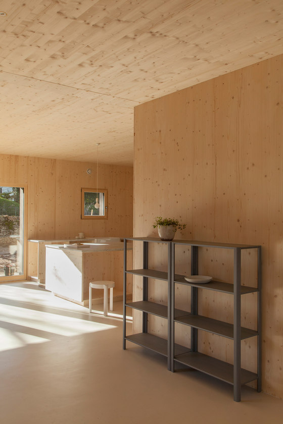 House in Beaune by Atelier ordinaire | Living space