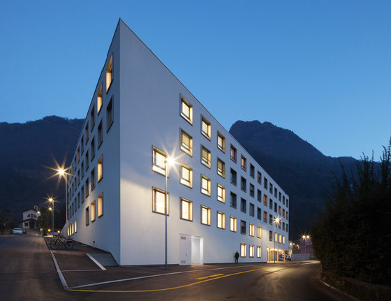 Nursing And Retirement Home, Bellinzona by Studio Gaggini + Nicola Probst Architetti | Kindergartens / day nurseries