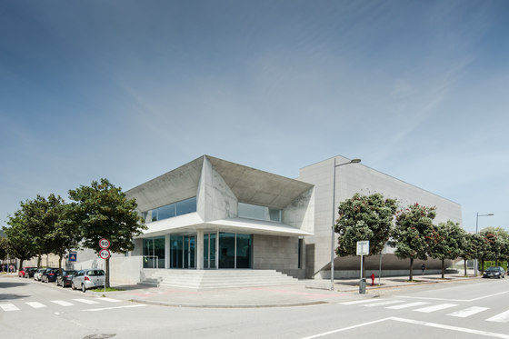 The Atlantic Pavilion by Valdemar Coutinho Arquitectos | Sports halls