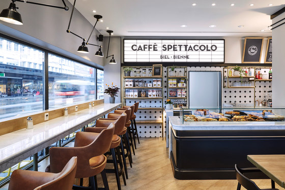 Caffé Spettacolo by Midgard Licht | Manufacturer references