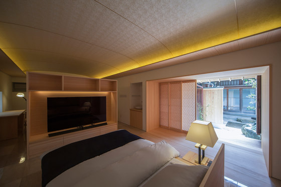 Oukikyo by Atsumasa Tamura Design office   Living space