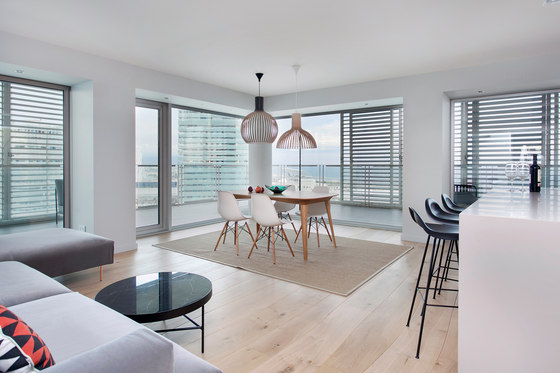 Residential Apartment in Barclona by Bole | Manufacturer references