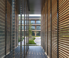 Wuzhen Medical Park | Ospedali | Gerkan / Marg + Partner