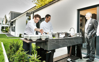 bbqube for OCQ | Outdoor Kitchen | Prototypes | Michael Schmidt
