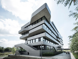 FOM University Düsseldorf | Universities | Jürgen Mayer H.