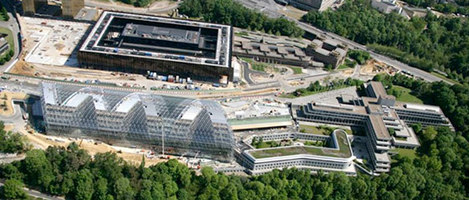 European Investment Bank (EIB) | Edificios administrativos | Ingenhoven architects