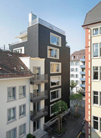 Urban residential building | Apartment blocks | huggenbergerfries