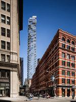 56 Leonard Street | Mehrfamilienhäuser | Herzog & de Meuron