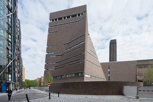 The New Tate Modern | Musei | Herzog & de Meuron