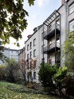 House Oppenheimer, Reconstruction | Living space | Bernoulli Traut Architekten
