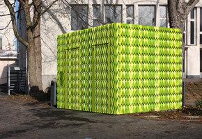 Öffentliche Toilettenanlagen | Infrastructure buildings | Gramazio & Kohler