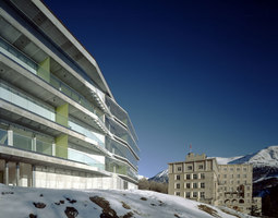 Hotel Castell in Zuoz | Apartment blocks | UNStudio