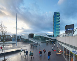 Arnhem Central Transfer Terminal | Infrastructure buildings | UNStudio
