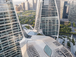 Raffles City Hangzhou | Office buildings | UNStudio