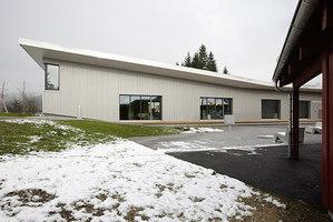 Quartiertreff Zollikerberg | Arquitectura religiosa / centros sociales | Drexler Guinand Jauslin AG