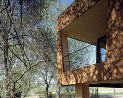 Sommerhaus auf dem Seerücken | Maisons particulières | Staufer & Hasler Architekten