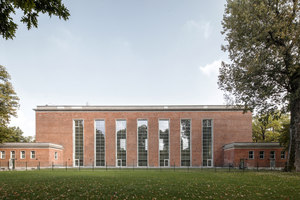 Finckensteinallee | Sports facilities | Veauthier Meyer Architekten