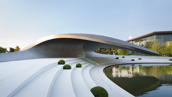 Porsche Pavilion at the Autostadt in Wolfsburg | Trade fair & exhibition buildings | Henn Architekten