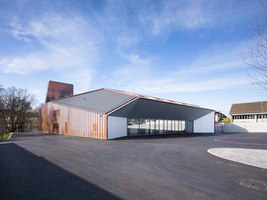 Festival Hall, Amriswil | Church architecture / community centres | Müller Sigrist Architekten