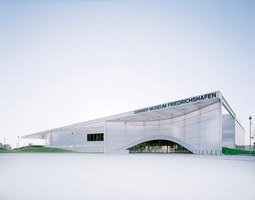 The Dornier Museum | Musei | Allmann Sattler Wappner