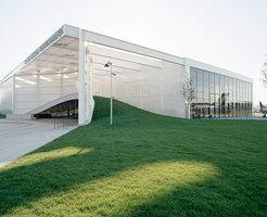 The Dornier Museum | Musées | Allmann Sattler Wappner