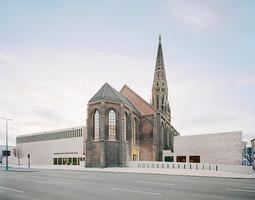 Anneliese Brost Musikforum Ruhr | Concert halls | Bez + Kock Architekten
