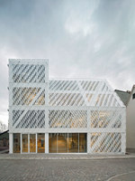 Neubau des Hauptsitzes der Kulturstiftung des Bundes | Administration buildings | Dannheimer & Joos Architekten GmbH