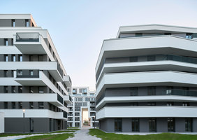 The Garden | Apartment blocks | Eike Becker_Architekten