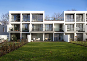 Dinnendahlstraße Residence | Apartment blocks | Gerber Architekten