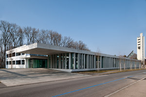 Schulheim Rossfeld | Office buildings | Aebi & Vincent Architekten SIA AG