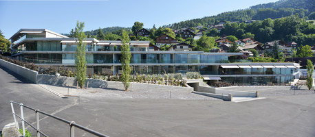 Residential construction Areal Wendelsee | Immeubles | Aebi & Vincent Architekten SIA AG
