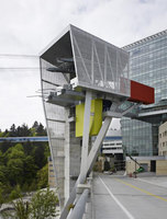 Portland Aerial Tram | Infrastructure buildings | agps.architecture