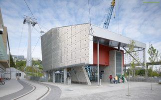 Portland Aerial Tram | Costruzioni infrastrutturali | agps.architecture